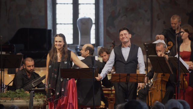 Nuria Rial and Maurice Steger – Baroque Twitter