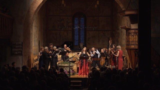 Maurice Steger und Nurial Rial spielen Baroque Twitter