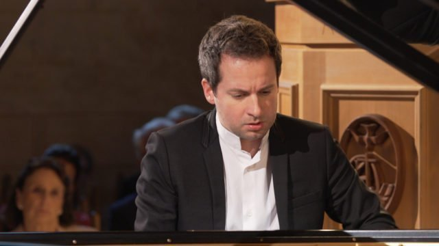 Bertrand Chamayou spielt Ravel
