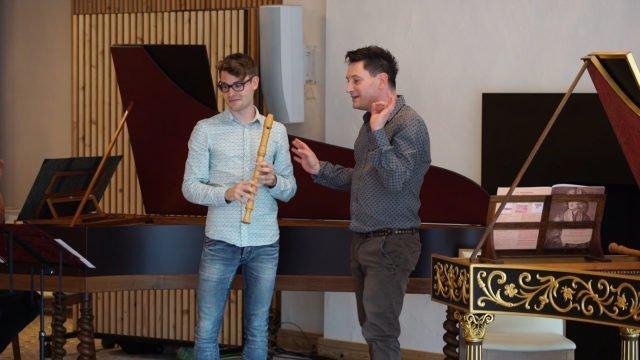 Gstaad Baroque Academy mit Maurice Steger