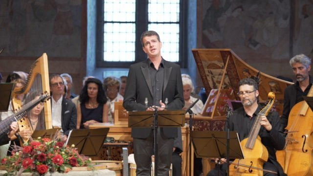 Philippe Jaroussky sings Rossi, Cavalli and Steffani