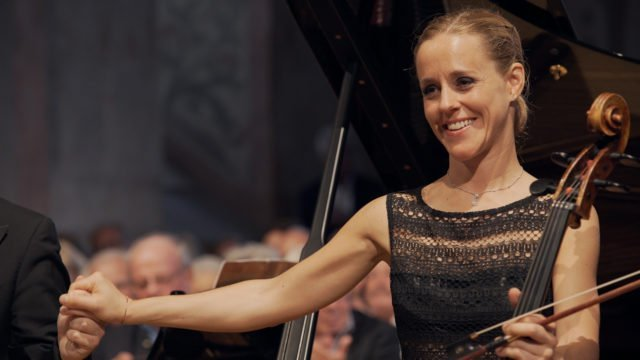 Sol Gabetta spielt Chopins Cellosonate g-Moll op. 65