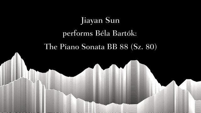 Masterclass with Sir András Schiff – Jiayan Sun performs Bartók