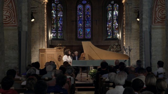 Jean Rondeau plays Bach (and sons)