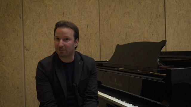 Bruno Soeiro talks about his composition «Sillages, Sons de Parfums»