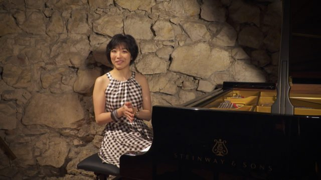 Claire Huangci talks about Chopin