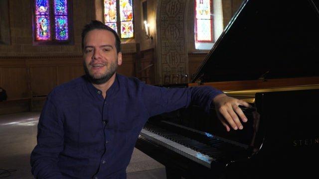 Francesco Piemontesi spricht über seine Liebe zu Schubert