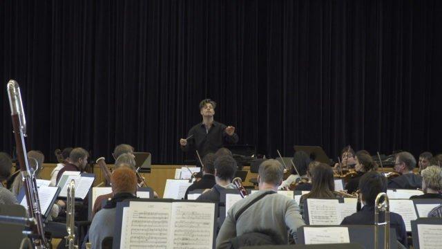 Joseph Bastian erzählt von der Gstaad Conducting Academy