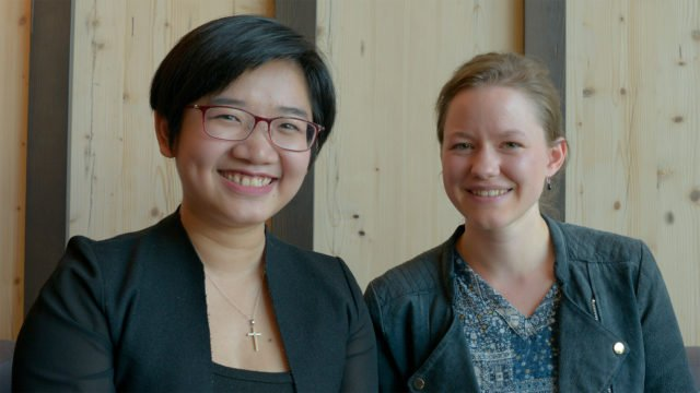 Jiajing Lai and Katharina Wincor talk about the Gstaad Conducting Academy – Part 2